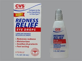 Redness Relief 0.012 %-0.2 % eye drops