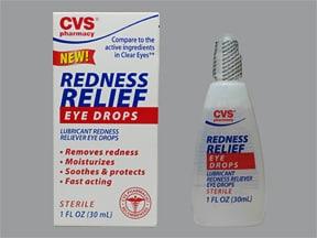 Redness Relief 0.012 %-0.2 % eye drops