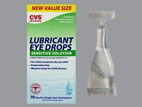 Lubricant Eye Drops 0.5 % drops in a dropperette