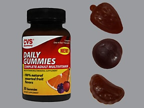 Daily Gummies 200 mcg chewable tablet