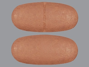 Spectravite Advanced Formula 18 mg-400 mcg tablet