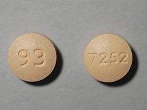 Allergy Relief (fexofenadine) 60 mg tablet