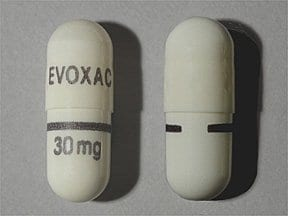 Evoxac 30 mg capsule