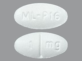 doxazosin 1 mg tablet