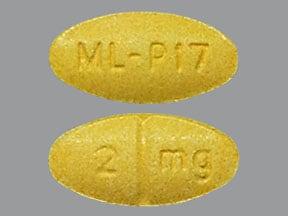 doxazosin 2 mg tablet