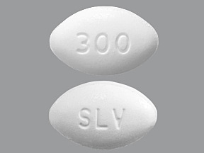Gralise 300 mg tablet,extended release