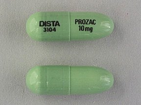 when to take prozac