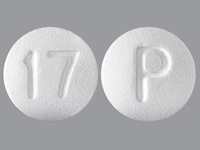 Nuplazid 17 mg tablet
