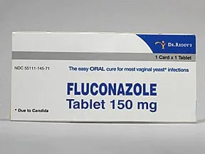 fluconazole 150 mg tablet