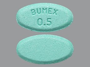 bumetanide 0.5 mg tablet