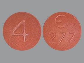 Fycompa 4 mg tablet