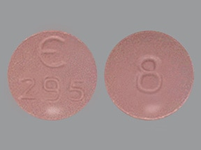 Fycompa 8 mg tablet