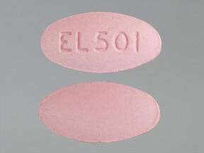 Nicazel 600 mg-5 mg-10 mg-5 mg-1.5 mg tablet