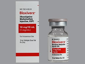 Bloxiverz 1 mg/mL intravenous solution