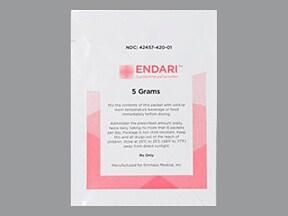 Endari 5 gram oral powder packet