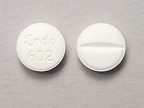 Endocet 5 mg-325 mg tablet