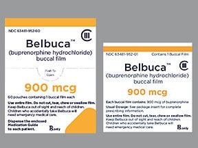 Belbuca Buccal : Uses, Side Effects, Interactions, Pictures