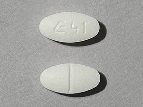 fosinopril 10 mg tablet