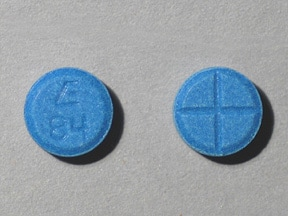 dextroamphetamine-amphetamine 5 mg tablet