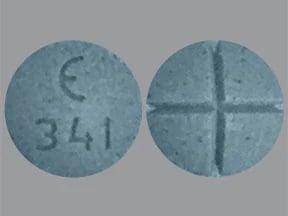 dextroamphetamine-amphetamine 10 mg tablet