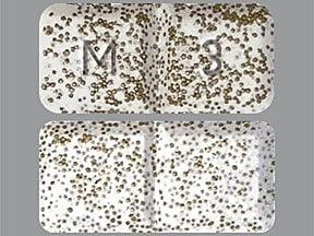 Minolira ER 135 mg tablet, extended release