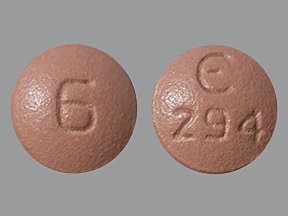 Fycompa 6 mg tablet