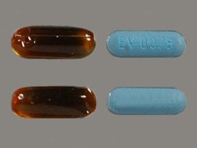 Vitafol-OB+DHA 65 mg-1 mg-250 mg oral pack