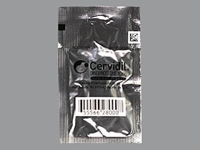 Cervidil 10 mg vaginal insert,controlled release