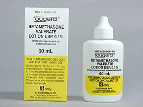betamethasone valerate 0.1 % lotion