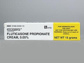 fluticasone 0.05 % topical cream