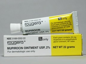 mupirocin 2 % topical ointment