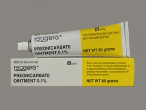 prednicarbate 0.1 % topical ointment