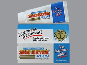 Zinc-Oxyde Plus 0.44 %-20 % topical ointment