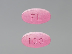 Savella 100 mg tablet