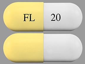 Fetzima 20 mg capsule,extended release