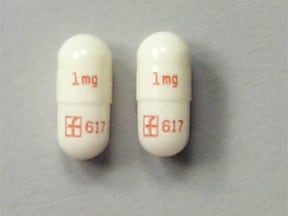 Prograf 1 mg capsule