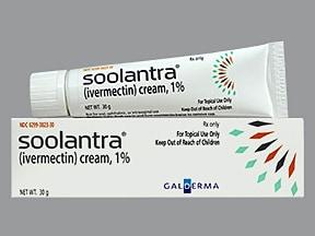 Soolantra 1 % topical cream