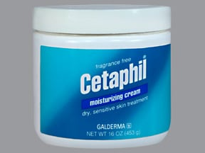 Cetaphil Moisturizing topical cream