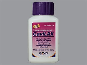 Gavilax 17 gram/dose oral powder