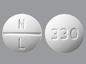 trimethoprim 100 mg tablet