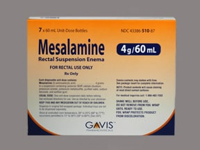 Mesalamine Side Effects Bleeding