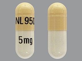 oxycodone 5 mg capsule