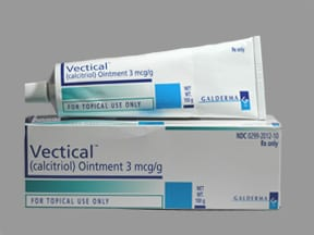 Vectical 3 mcg/gram topical ointment