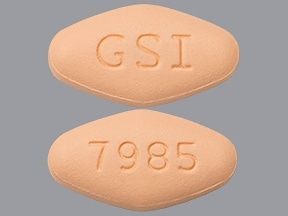 Harvoni 90 mg-400 mg tablet
