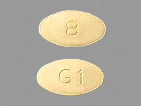 ondansetron HCl 8 mg tablet