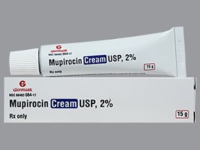 mupirocin 2 % topical cream