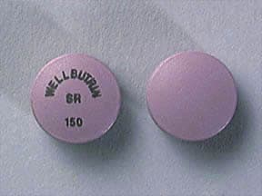 Wellbutrin SR 150 mg tablet, 12 hr sustained-release