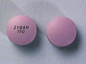 Zyban 150 mg tablet,extended release