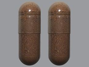 Cinnamon 500 mg capsule
