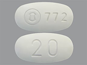Xofluza 20 mg tablet
